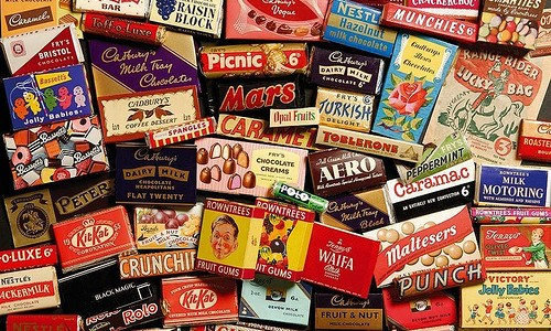"""""""Old Fashioned British Sweets From Your Childhood"""""""