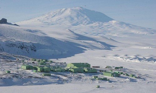 Supply of Tork hygiene products to research base on Antarctica renewed – SCA