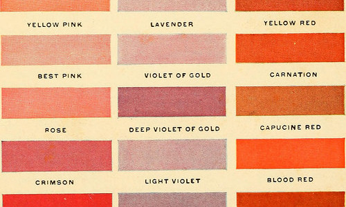 """Image from page 31 of """"Colors and coloring in china painting."""" (1914)"""