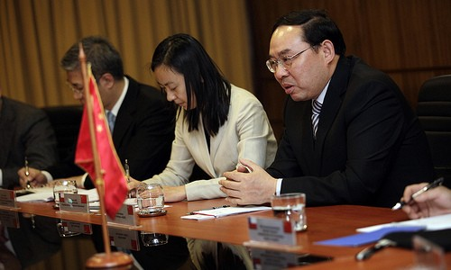 Ministerio de Agricultura avanza en negociaciones para apertura de China a alimentos chilenos